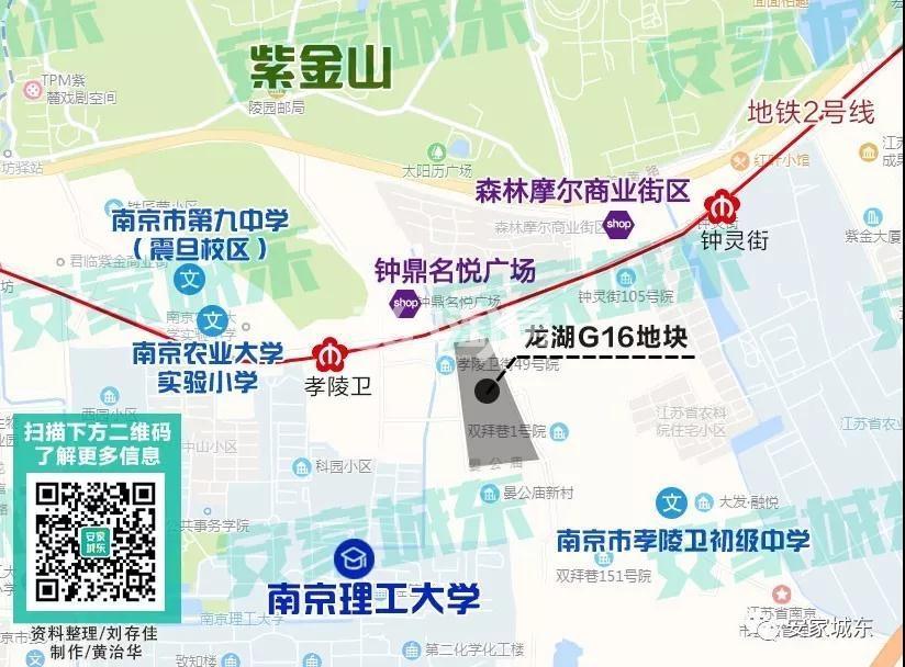 龙湖紫金原著交通图