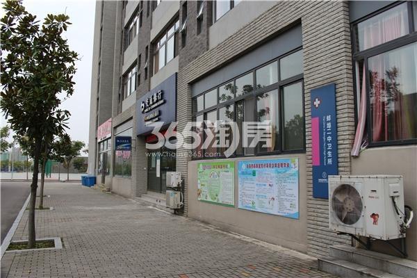 百合燕山公馆 新二中配套设施 201804