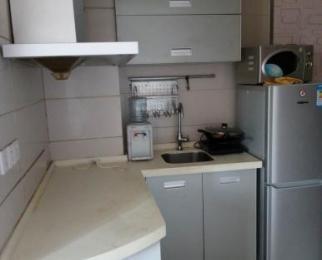 金马郦城1室1厅1卫44.22�O整租精装