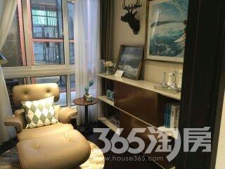 新江北孔雀城3室2厅1卫90平米2017年产权房精装