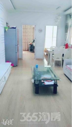 龙蟠南苑2室2厅1卫78.9平米精装产权房2012年建