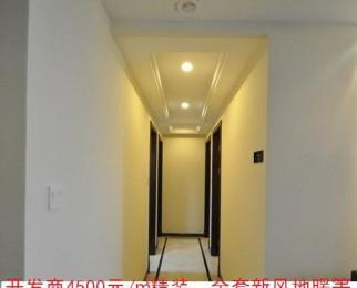 保利西江月3室2厅1卫89平方产权房江景地铁学区精装