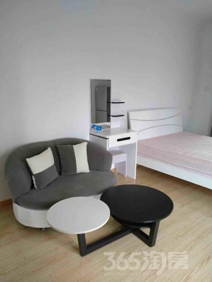 香江爱情公寓1室1厅1卫45平米整租精装