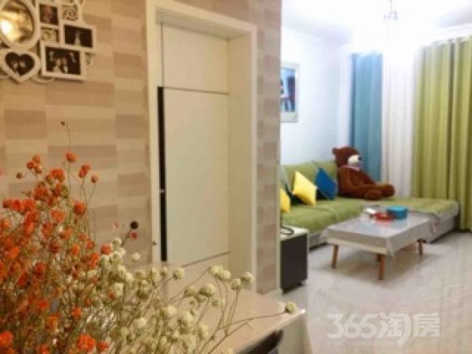 海亮明珠花园2室2厅1卫79平米精装婚房全套配置