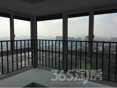 中南锦苑3室2厅2卫112平米毛坯产权房2017年建