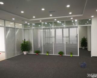 南京南站北广场地铁口 绿地之窗精装修 100至2000平可分割