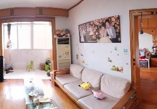 晓庄双地铁口2室2厅,双阳台南北通透,带车位储藏室,拎包入住,总价低