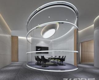轻奢共享办公凤凰国际大厦多面积临地铁