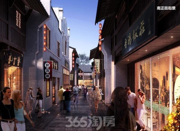 芜湖古城一期地块效果图