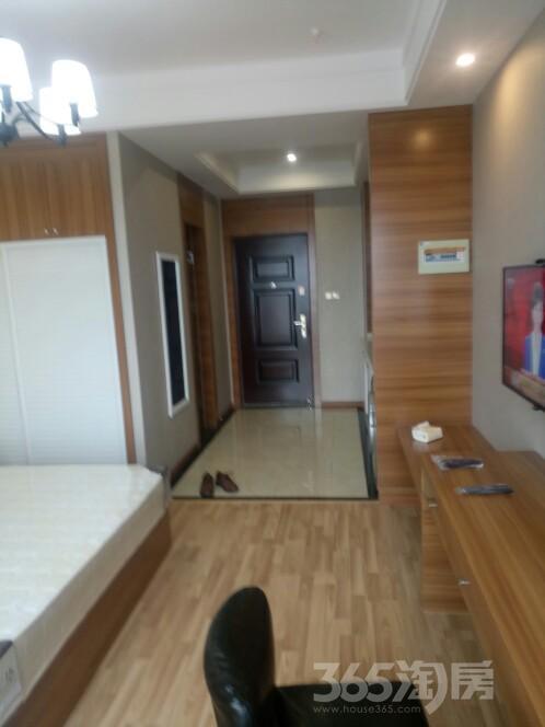 豪德广场1室1厅1卫41平米整租精装