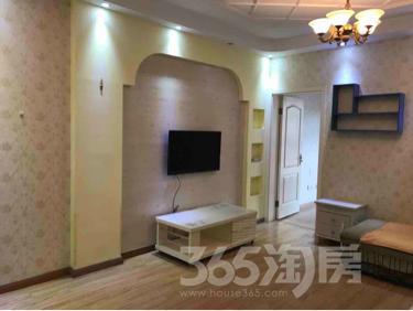 隆昊昊博园1室2厅0卫60平米整租精装