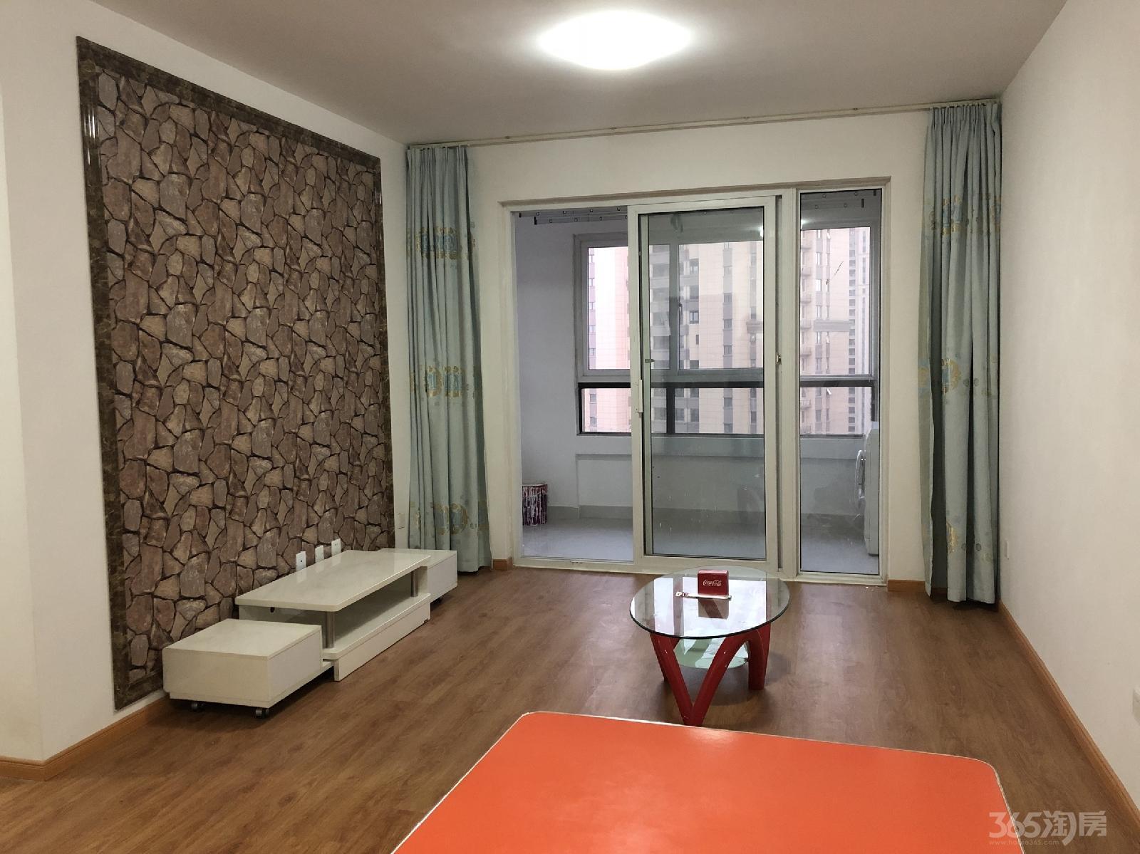 城建琥珀庄园3室2厅1卫90平米整租精装
