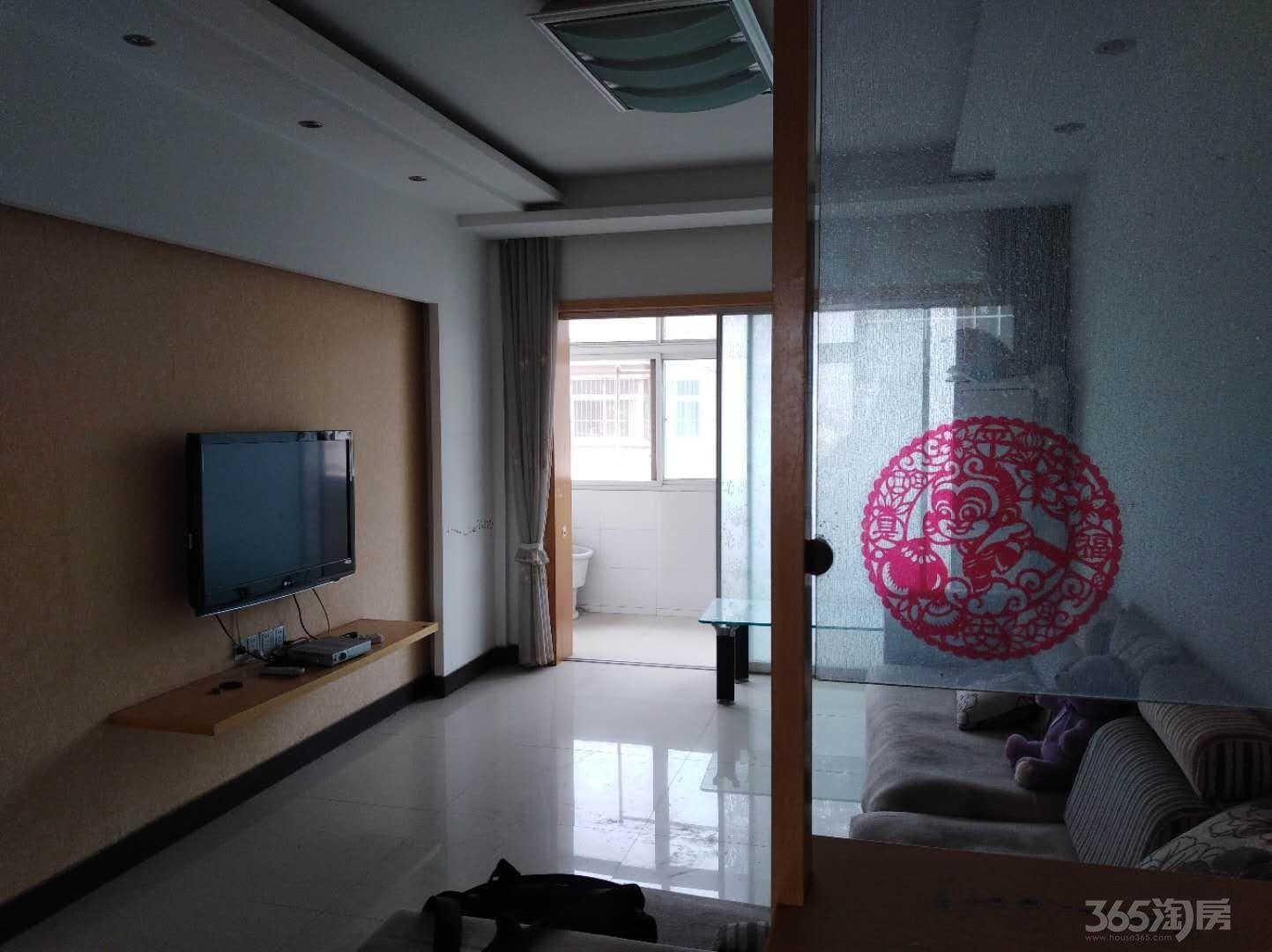 南京江宁康馨公寓2室2厅1卫97平米2006年产权房精装