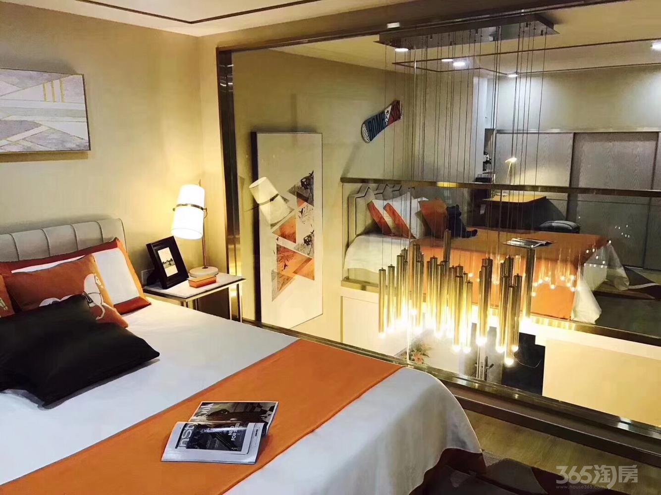 高品质地铁房的公寓房
