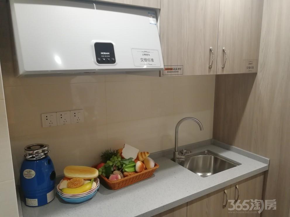 金地意境都会1室1厅1卫55平米2018年产权房精装