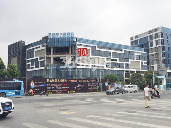 彩旸香江实景图