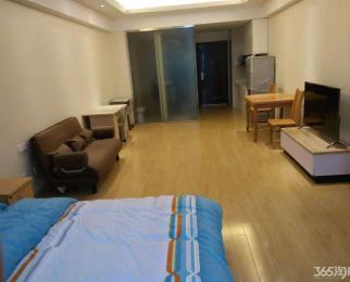 万达公寓(马鞍山)1室1厅1卫58.05㎡整租精装