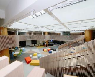 园区招商地铁2号线直达 5.2米层高 24H空调健身房会议室