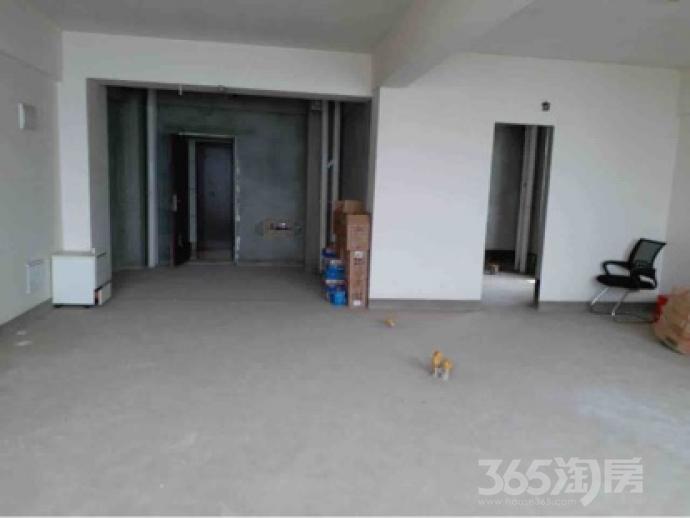 朗诗绿色街区2室2厅1卫91.4平米毛坯产权房
