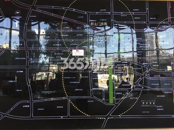 KingMall未来中心区位图(2018.5.11)