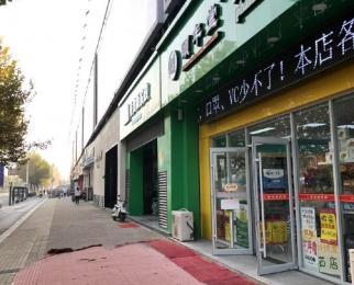 江东中路沿街门面 典雅居小区 180平门宽6米直租33万