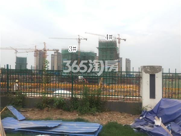 龙湖北宸星座实景图