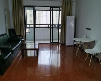 城建琥珀瑞安家园3室2厅2卫137平米精装整租