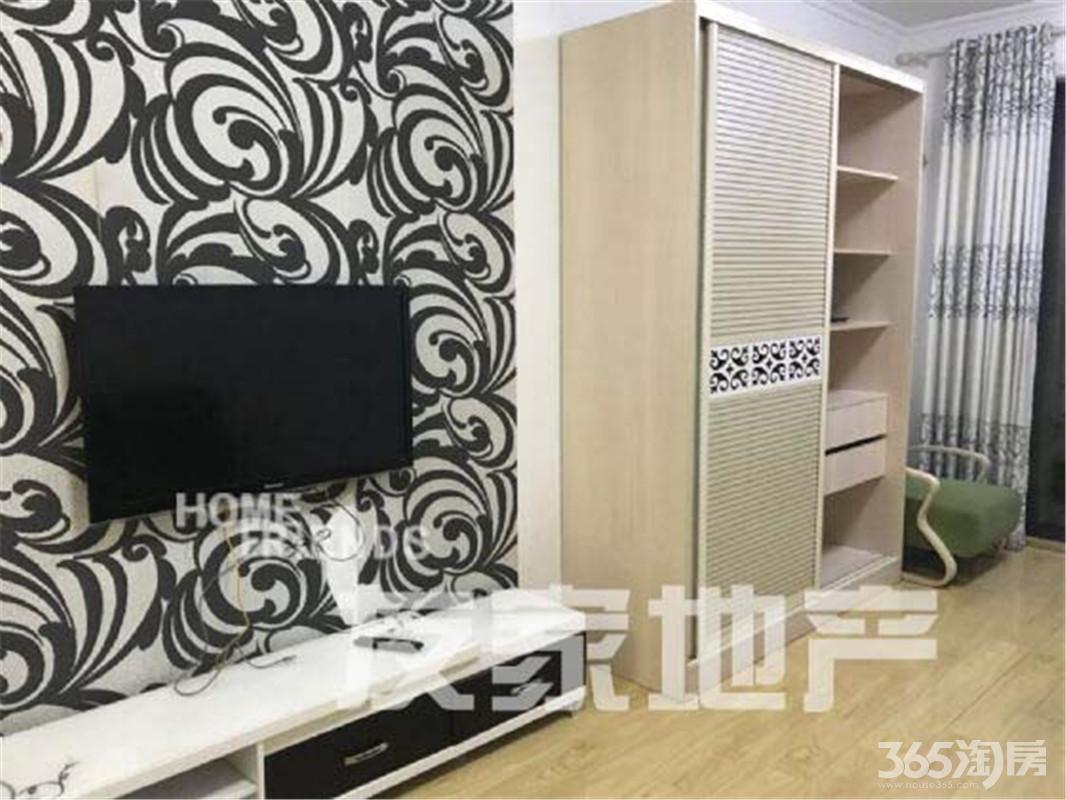 柏庄跨界单室公寓 精装修 设施齐全 拎包入住 装饰温馨 环境优雅
