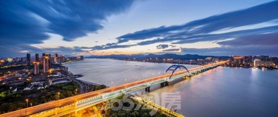 之江大桥资料图片