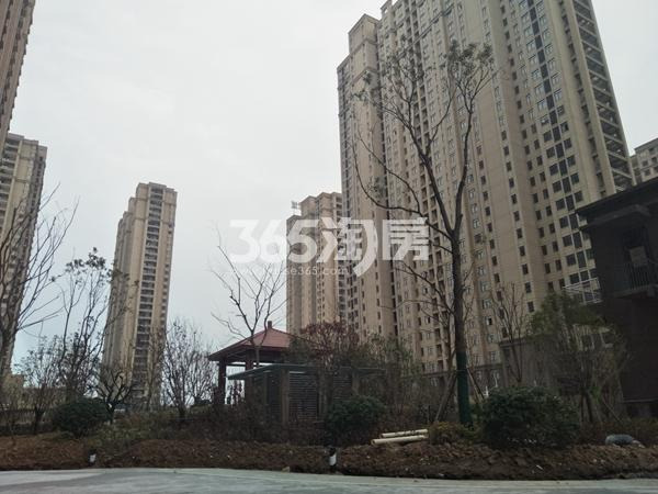 和顺名都城 小区内景 201804