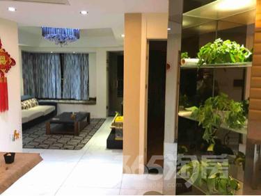 国贸天琴湾2室2厅1卫99平米整租豪华装