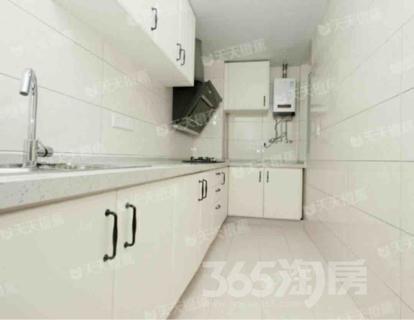 雍景新城二期2室2厅2卫88平米整租精装