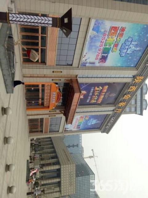 宏信国际花园商铺20平米2015年营业中毛坯