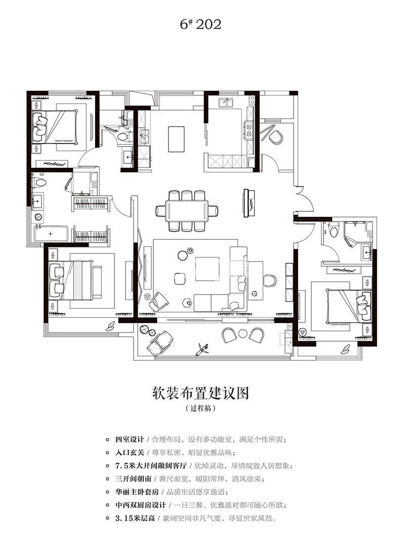 兴邦·中央公园户型图