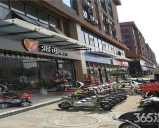殷巷商业街拐角位置 可餐饮 外卖生意好