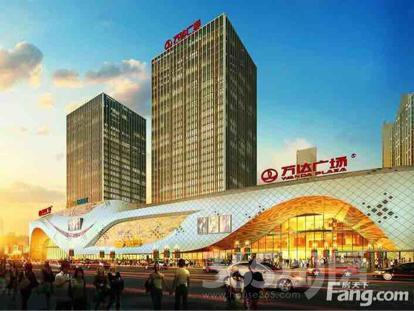 扬州万达广场103平米整租,仓库存物开店