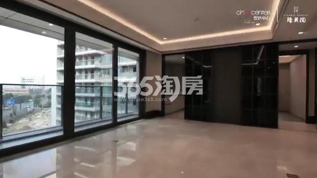 信达中心|杭州壹号院实景图