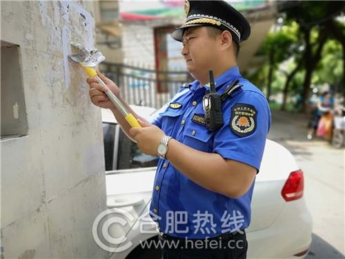 助赢重庆时时彩:亳州路街道对城市立面集中美颜提高城市形象