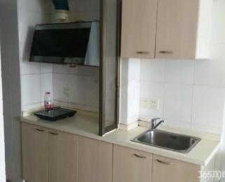 单身公寓 独立空间大 生活方便 靠近地铁通行便利 阳台通