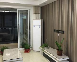 旭日上城三期2室2厅1卫91平米豪华装整租