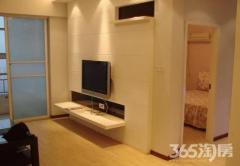 珠江路一号线 精装两房 全新装修 采光充足 家具齐全 拎包