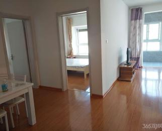 荣盛花语城三期2室2厅1卫83平米整租精装