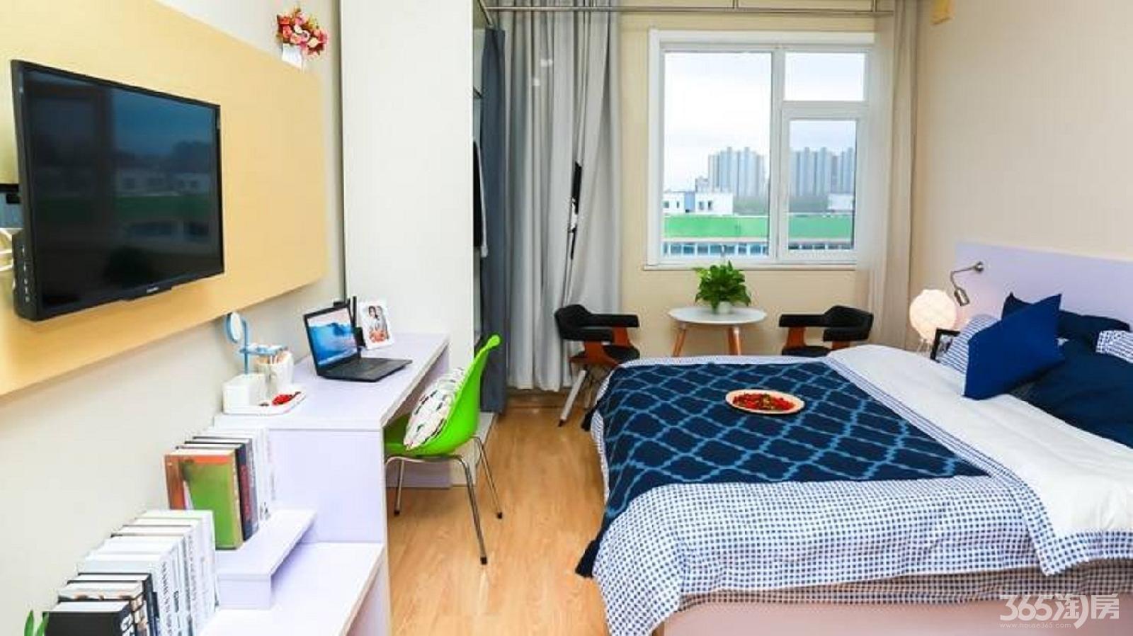 江宁区上坊南方时代广场1室1厅户型图
