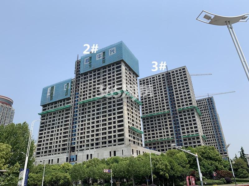 紫辉时代广场实景图