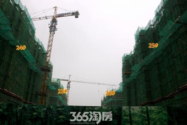 新华联梦想城工程进度(2016年10月摄)