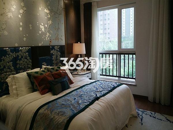 华远海蓝城147㎡样板间卧室