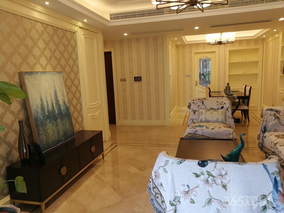 新区路劲香港时光3室2厅2卫120.5�O