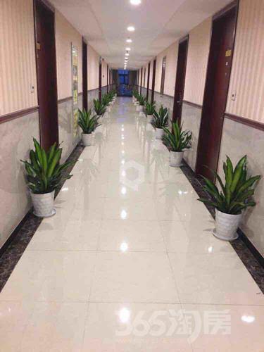 理想 银泰城1室1厅1卫40平米毛坯产权房2011年建