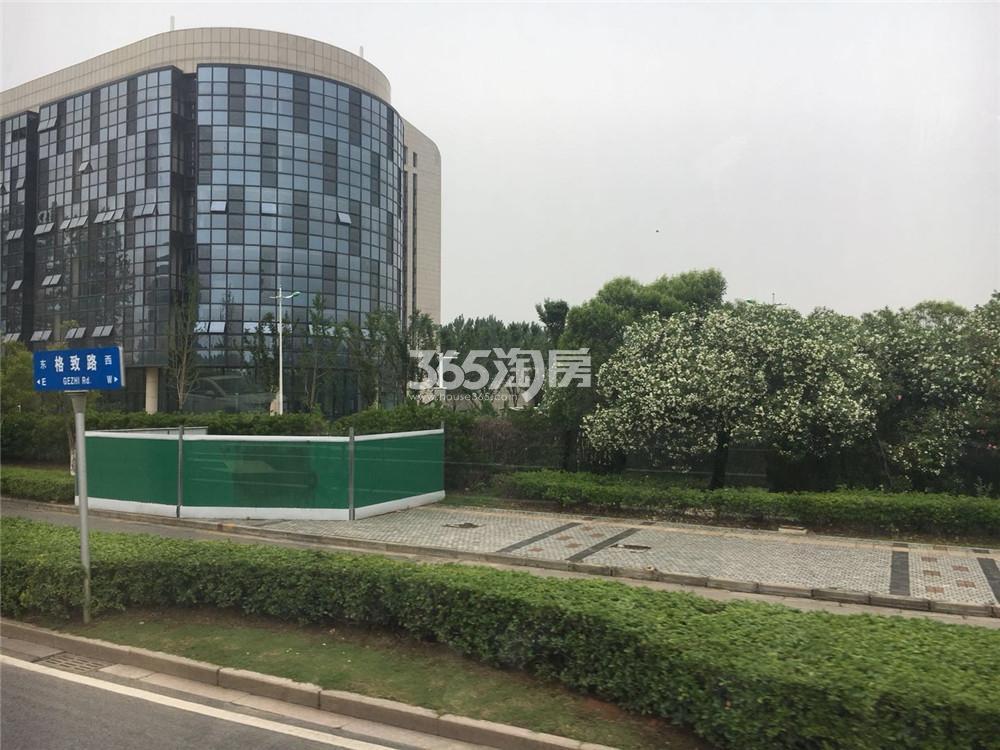 中航樾广场周边建筑(5.19)