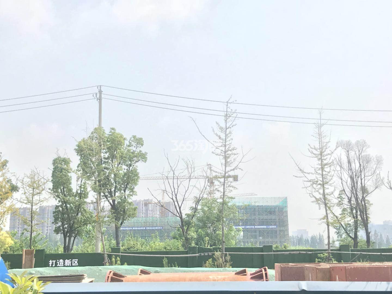 华润国际社区周边城建配套实景图(8.28)